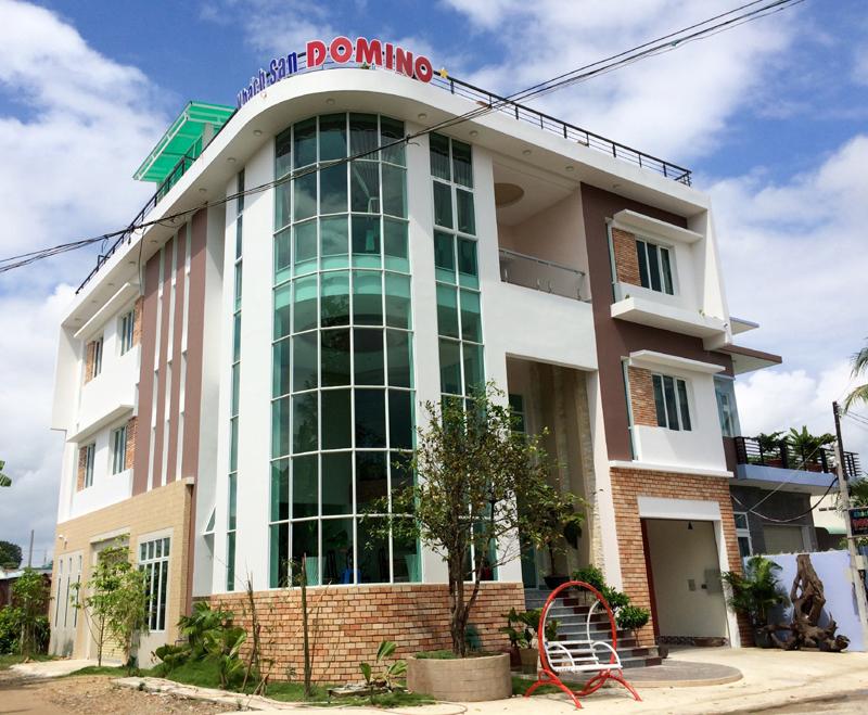 Khách sạn Domino Tây Ninh